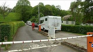 Intoxicación en un camping belga