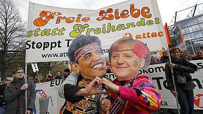 TTIP trade deal under threat over the Feta factor