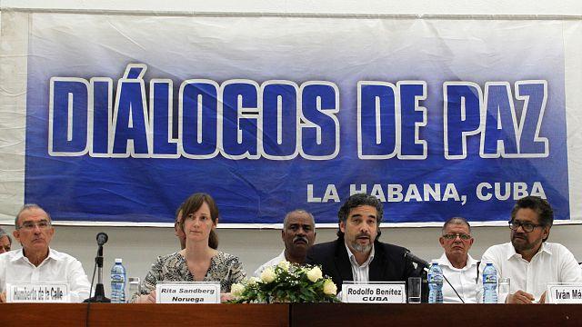 """إتفاقٌ بين الحكومة الكولومبية وحركة """"فارك"""" بشأن تسريح الأطفال القُصَّرالمجندين"""