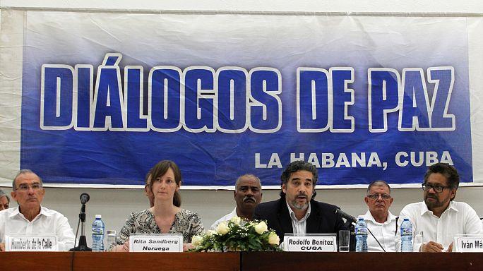 Colombie : un accord signé avec les FARC sur le sort des enfants-soldats