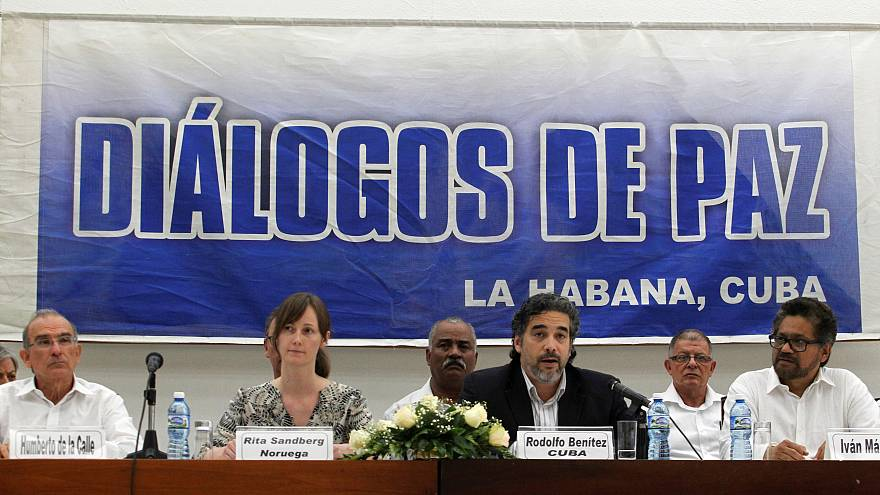 Kolumbia: a gerillák elengedik a gyerekkatonákat
