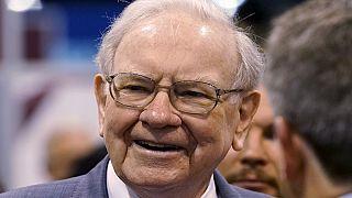 Starinvestor Warren Buffett investiert eine Milliarde Dollar in Apple