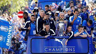 Leicesteri parádé