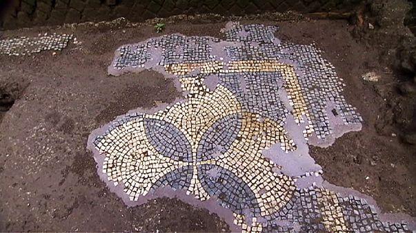 Római kori laktanya a római metróban