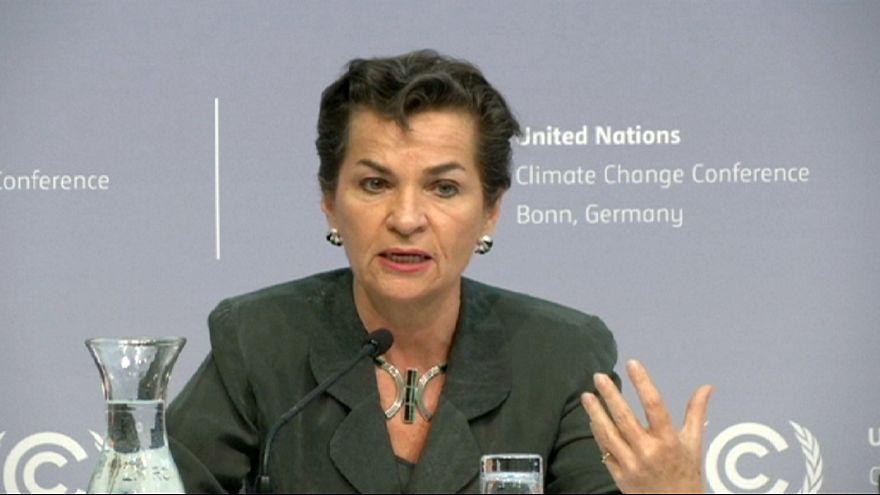 A ONU procura em Bona um plano para implementar as medidas da COP21