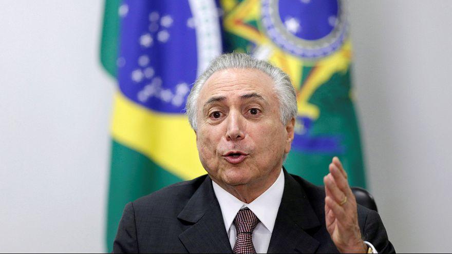 """Proteste in Brasilien: """"In 24 Stunden hat uns Temer 30 Jahre zurückgeworfen"""""""