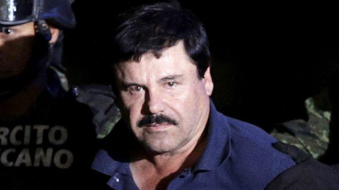 """Tribunal mexicano confirma extradição de """"el Chapo"""" para os EUA"""