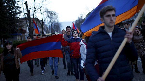 Nagorno Karabakh: an Armenian perspective