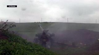 Режим прекращения огня в Нагорном Карабахе снова нарушается