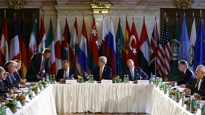 Aid and political transformation on agenda at International Syria Support Group meeting