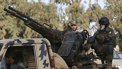 Fresh clashes erupt between Libyan troops and ISIS
