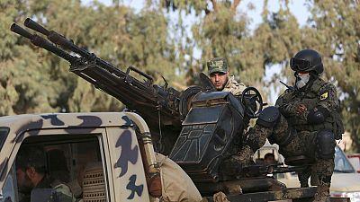 Libye : nouveaux affrontements entre forces de l'ordre et militants de l'EI