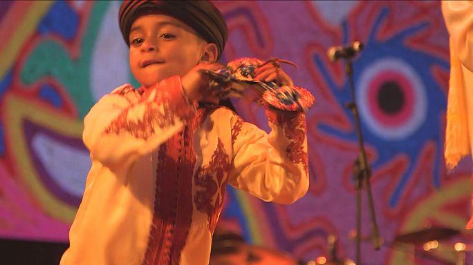 """Gnawa-Musik:""""Da gibt es keine Geheimnisse. Das ist glasklar wie Jazz!"""""""