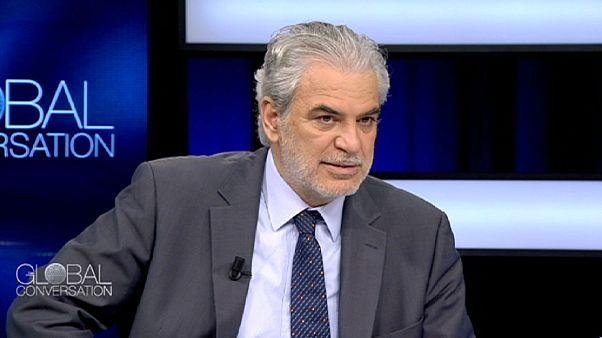 """Christos Stylianides: """"Wir sind Libanon und Jordanien etwas schuldig"""""""