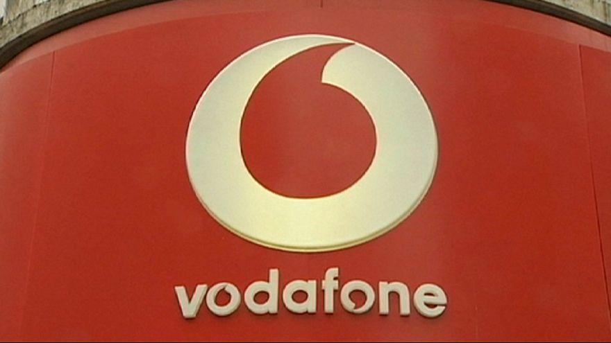 Resultados agridulces para Vodafone