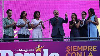 Présidentielle en République Dominicaine : Medina clame sa victoire