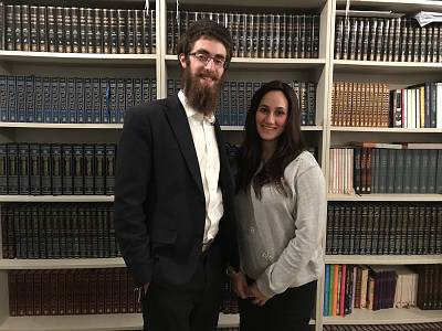 Rabbi Avi Feldman moved with his wife Mushky traded life in Brooklyn for Iceland earlier this year.
