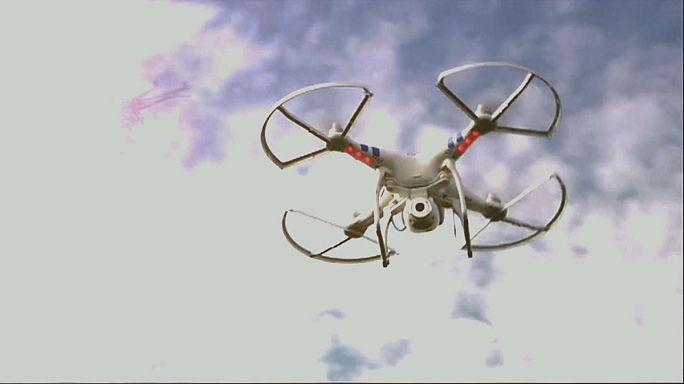 Drones: una tecnología revolucionaria cuyo mercado se multiplicará por cien