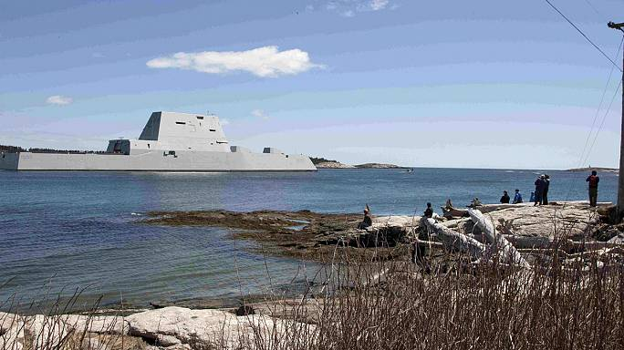 US Navy to take charge of the most technologically advanced destroyer ever built