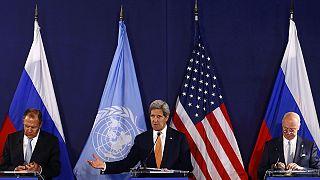 Síria: Moscovo e Washington tentam salvar trégua