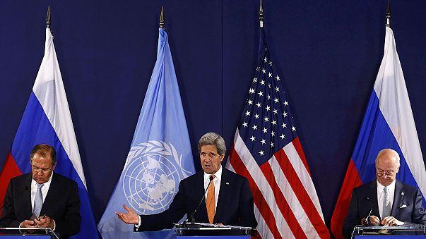 القوى الدولية تؤكد ضرورة استعادة وقف إطلاق النار في سوريا