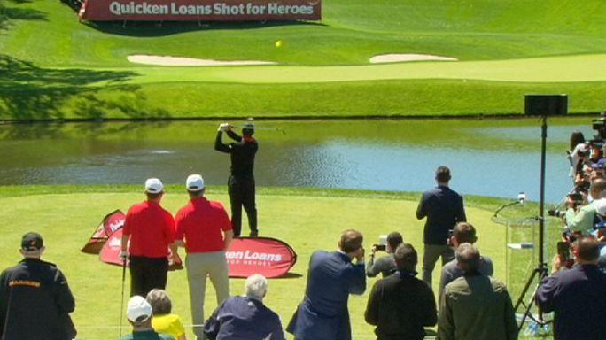 Tiger Woods sucht seinen Schwung