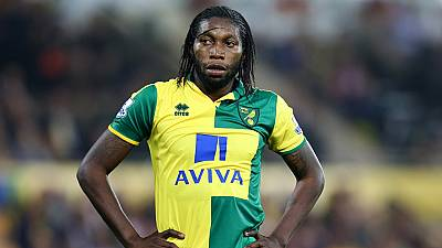 Mbokani dropped from DR Congo squad after bomb trauma