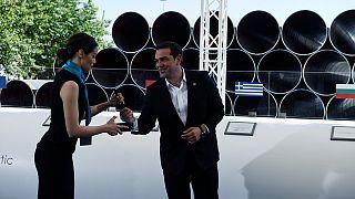 Греция: начало строительства Трансадриатического газопровода