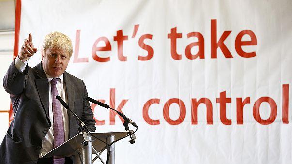 "EU-Ratspräsident Tusk: Boris Johnson hat ""Grenzen überschritten"""