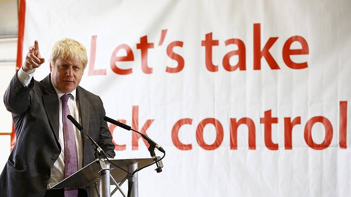 "Boris Johnson accused of ""political amnesia"""