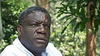 """Le Dr Mukwege souhaite un """"changement radical"""" en RDC"""