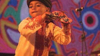 Maroc: festival de la musique Gnaoua