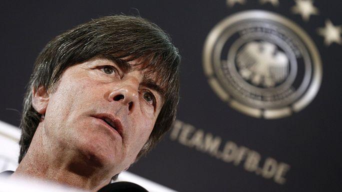España y Alemania anuncian su lista provisional para la Eurocopa