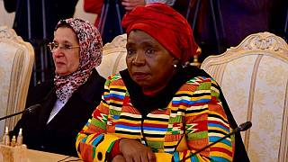 AU Chairperson in Italy for first ever Africa-Italy conference