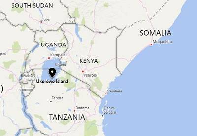 Ukerewe is Lake Victoria\'s biggest island.