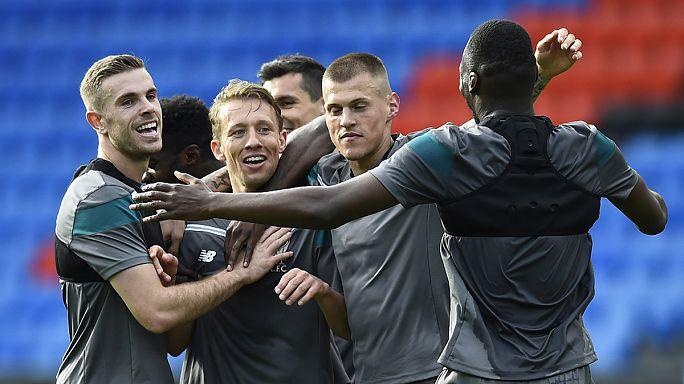 Liverpool ve Sevilla UEFA Avrupa Ligi final maçında karşı karşıya