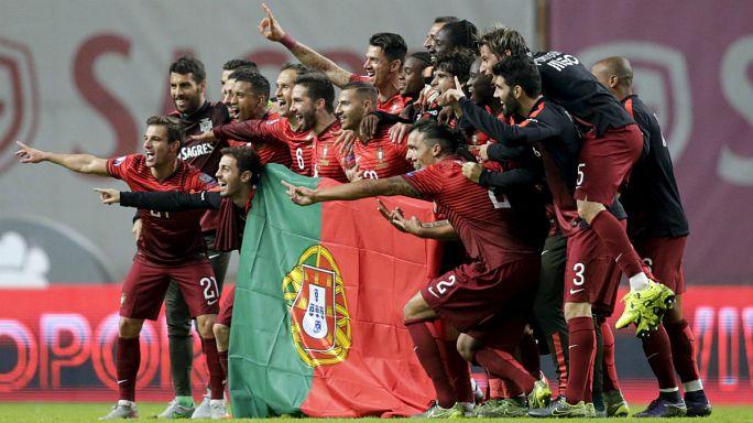 """Portugal no Euro 2016: """"Podemos chegar à final e vencê-la"""""""