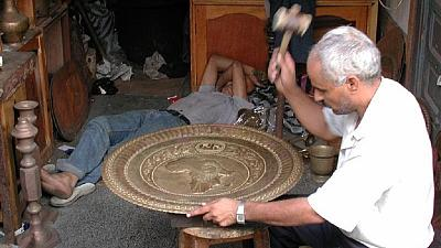 Algeria's brass rich Constantine losing its artisans