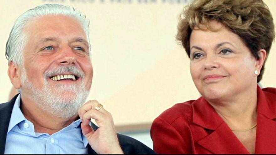 Rousseff'in sağ kolu AB'den destek istedi