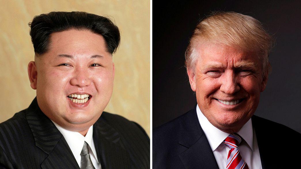 دونالد ترامب يؤكد استعداده للحوار مع زعيم كوريا الشمالية