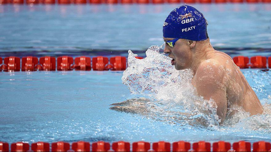 European Aquatics Championships: Double gold for Britain's Peaty as Hosszu remains on-track