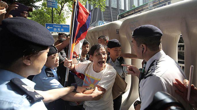 Новые протесты в Гонконге
