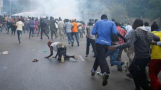 Kenya: Tear gas and water cannon vs protesters