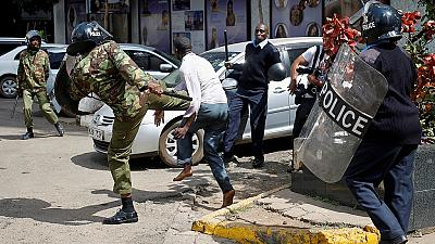 Kenya to probe into police violence at opposition demonstration