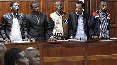 Trial of 5 Garissa attack suspects resumes in Nairobi