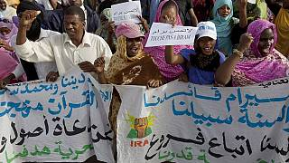 Mauritanian anti-slavery activists released