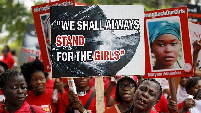 Rátaláltak az egyik chiboki diáklányra Nigériában