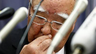 Mitsubishi boss resigns over fuel economy scandal as Suzuki says also gave wrong data