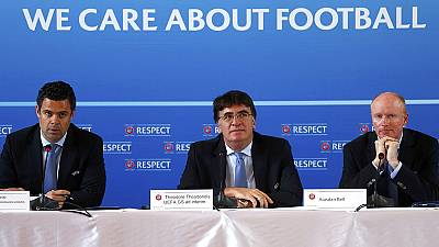 UEFA set date to replace disgraced boss Platini
