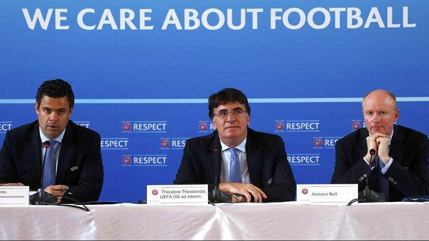 UEFA wählt Platini-Nachfolger erst im September - Van Praag tritt an